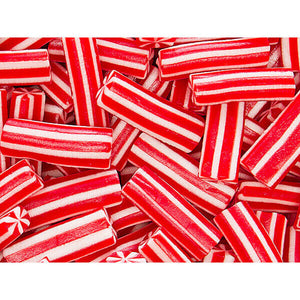 Strawberry Licorice Candy Cane Poles