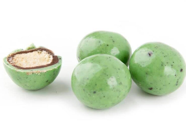 Mint Cookie Malt Balls