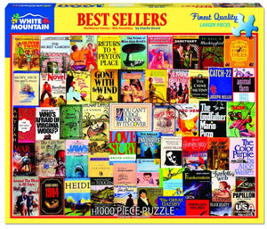 Best Sellers PUZZLE