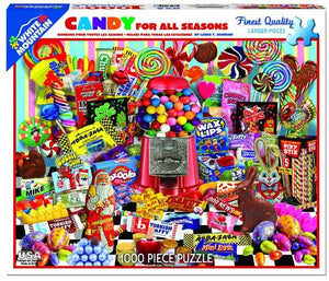 Candy For All Seasons PUZZLE