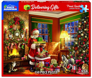 Delivering Gifts PUZZLE