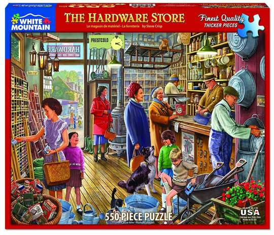 The Hardware Store PUZZLE