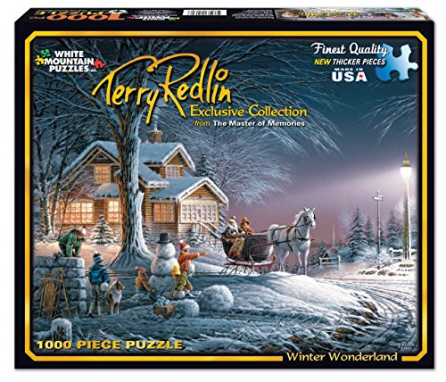 Winter Wonderland PUZZLE