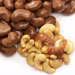 Sea Salt Caramel Cashews