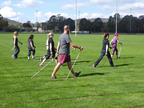 November Nordic Walking Courses filling up fast!
