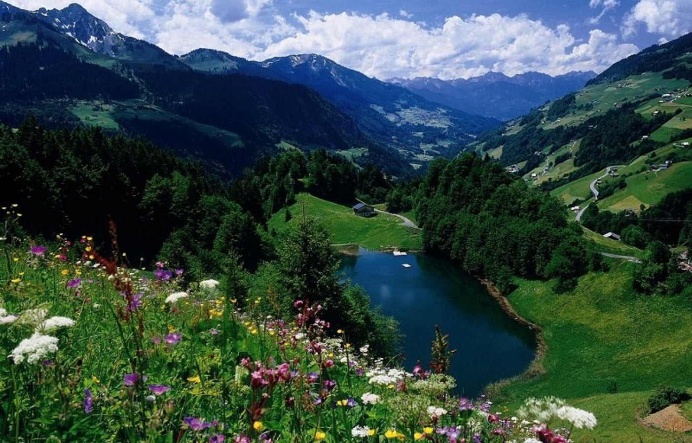 Holidays That Move You! Austrian Alps Active!