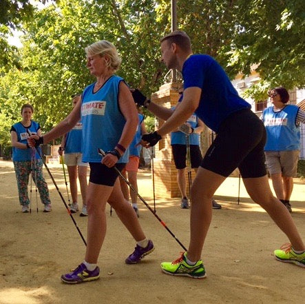 Private Nordic Walking One-Hour session