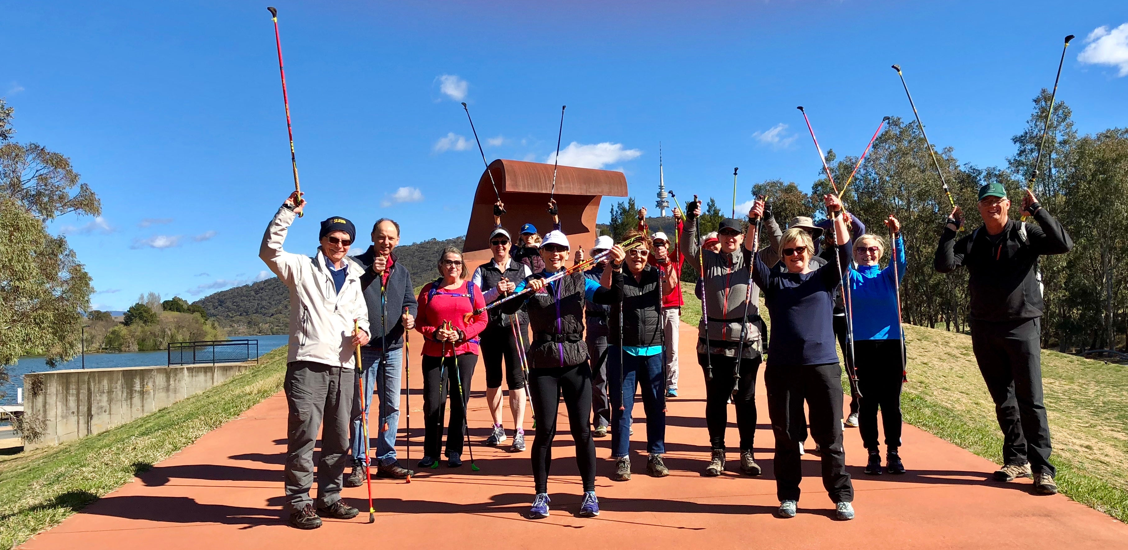 Nordic Walking Changes Lives!