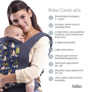 Boba Bear Cub 4GS Carrier