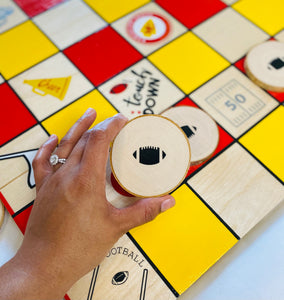Oversized Custom Sports Game Board