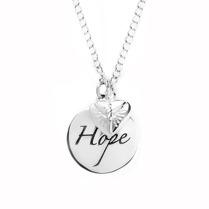 CHARMED HOPE NECKLACE - Lavaggi Fine Jewelry