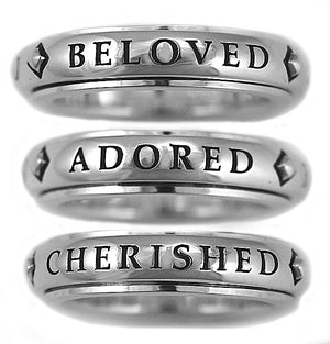 CHERISHED REVOLVING RING