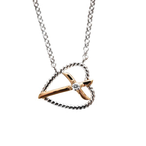 Cross Thy Heart - Lavaggi Fine Jewelry