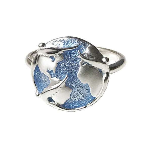 GLOBAL GUARDIANS RING - Lavaggi Fine Jewelry
