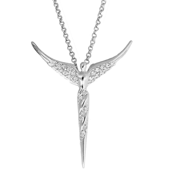 ILLUMINATED ANGEL - Lavaggi Fine Jewelry
