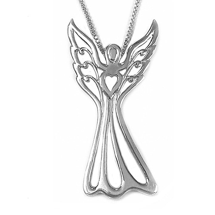 Love Angel Necklace - Lavaggi Fine Jewelry