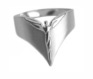 Modern Angel Ring - Lavaggi Fine Jewelry