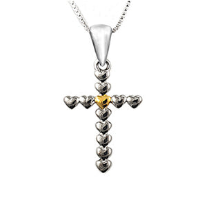 Petite Love Cross - Lavaggi Fine Jewelry