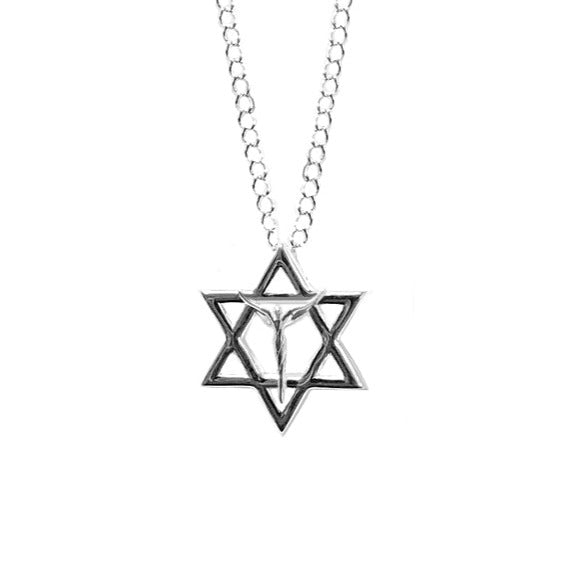 STAR OF DAVID ANGEL - Lavaggi Fine Jewelry