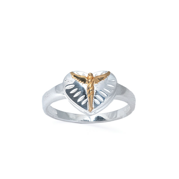 RADIANT ANGEL RING - Lavaggi Fine Jewelry
