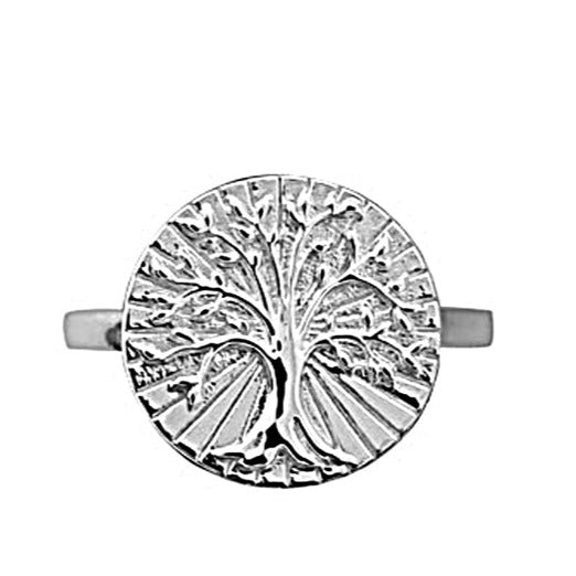 TREE OF LIFE RING - Lavaggi Fine Jewelry