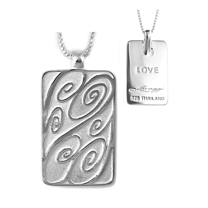Truth Tag LOVE - Lavaggi Fine Jewelry