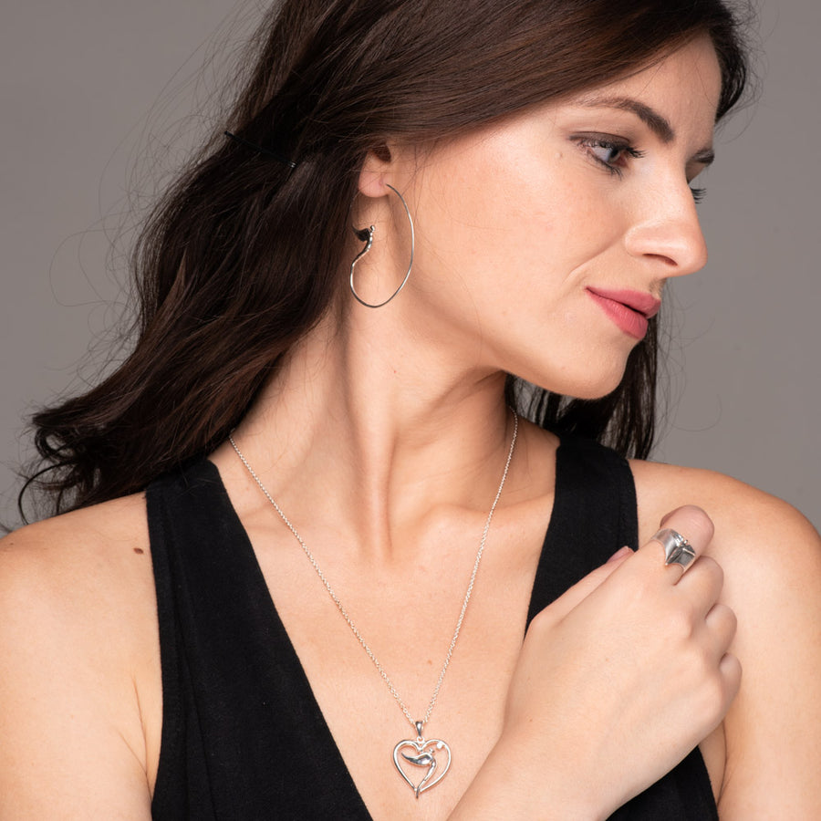 Soaring Angel - Lavaggi Fine Jewelry