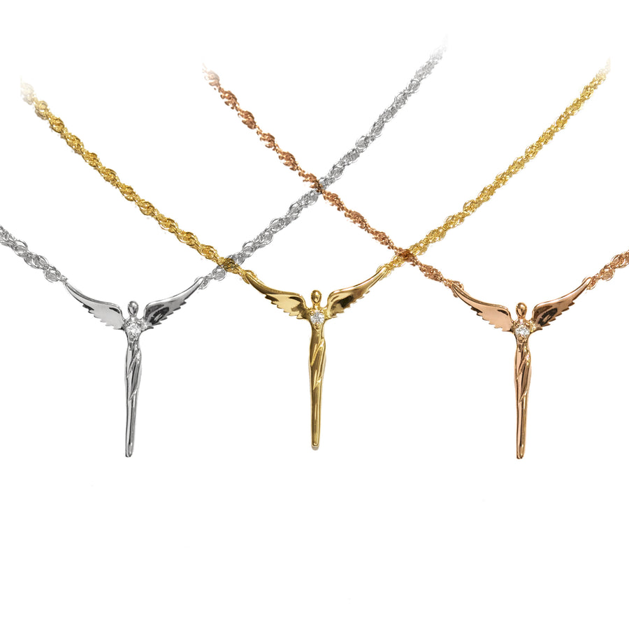 Perfect Angel Rose Gold - Lavaggi Fine Jewelry