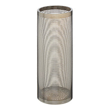 Load image into Gallery viewer, Nickel Stripe Tall Vase 30cm
