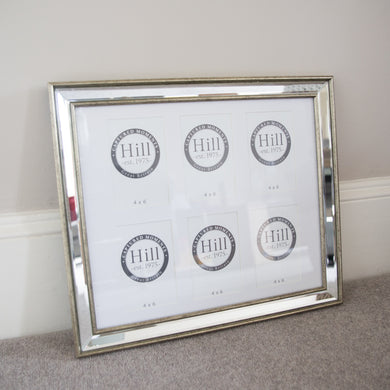 Bevelled 6 x 4x6 Mirror Frame