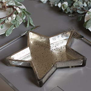 Star Glass Dish