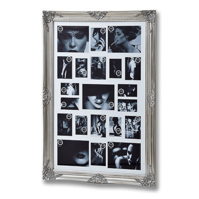 Large Antique Multi Frame