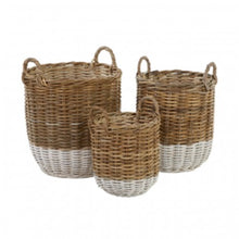 Load image into Gallery viewer, Set of 3 Storage Baskets