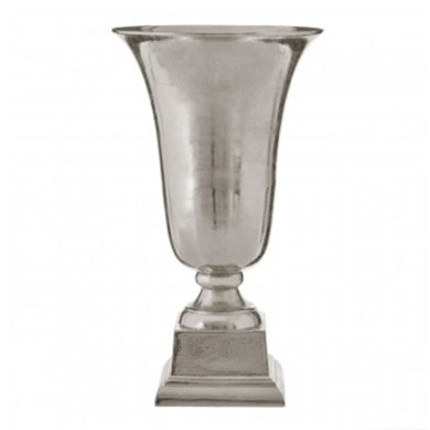 Kensington Nickel Vase 53cm
