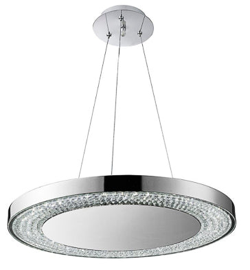 Halo Crystal LED Ceiling Fitting