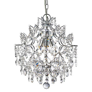 Crystal Ceiling Fitting
