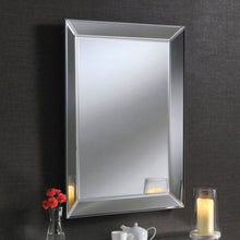 Load image into Gallery viewer, Bevelled Mirror 46cm x 122cm