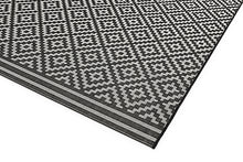 Load image into Gallery viewer, Black Diamond Outdoor Rug
