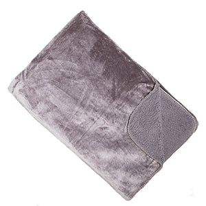 Cosy Slate Throw 150cm x 200cm