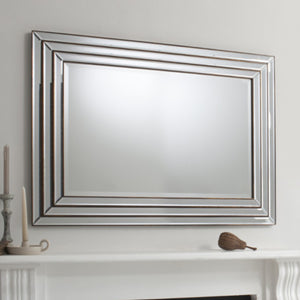 Chamberry Bevelled Mirror