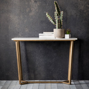 Clea Consol Table