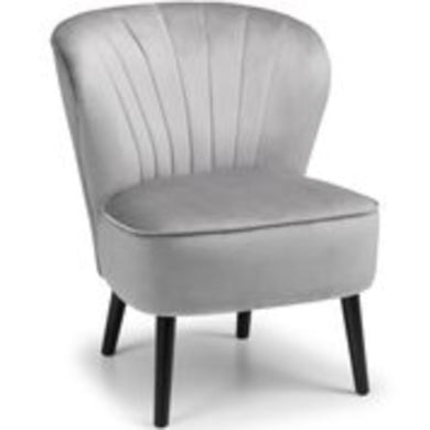 Coca Grey Occasional Chair