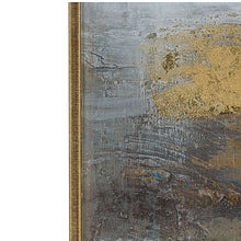 Load image into Gallery viewer, Grey & Gold Wall Art
