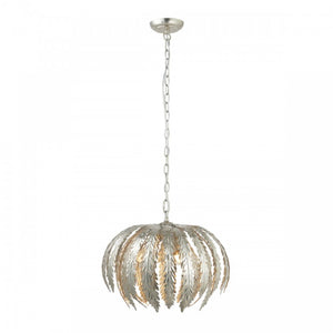 Delphi Pendant Light Silver
