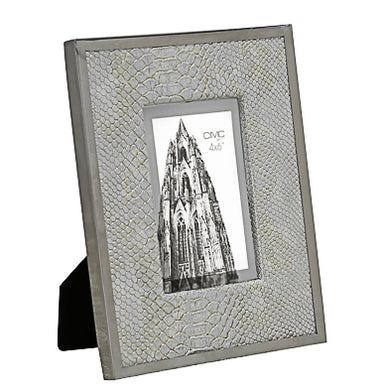 Faux Snakeprint 4*6 photo frame