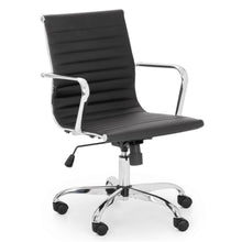 Load image into Gallery viewer, Gia Office Chair Black
