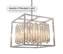Load image into Gallery viewer, Glam Collection 4 Pendant Light