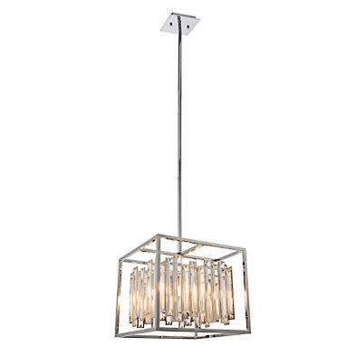 Glam Collection 4 Pendant Light