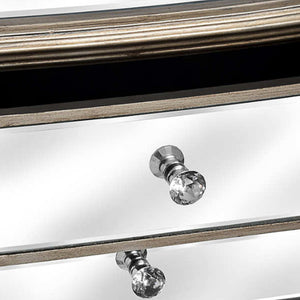 Glam Collection chest of drawers