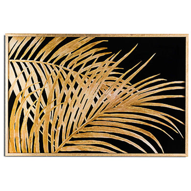 Gold Leaf Wall Art